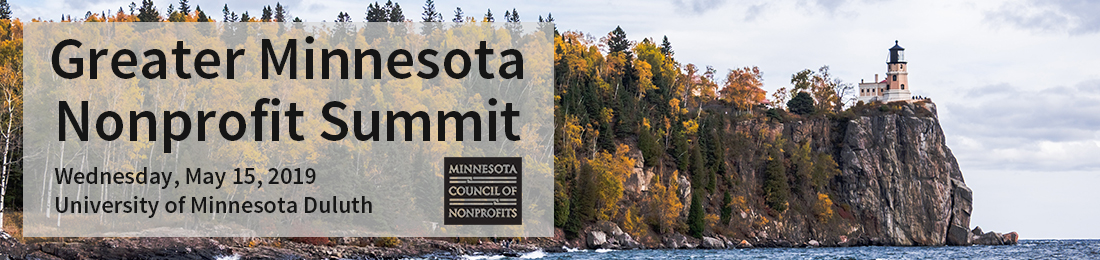 Greater Minnesota Nonprofit Summit