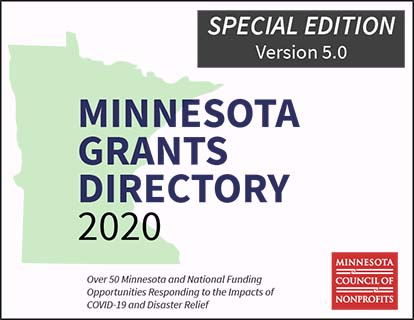 2020 Grants Directory Special Edition Cover Image - small