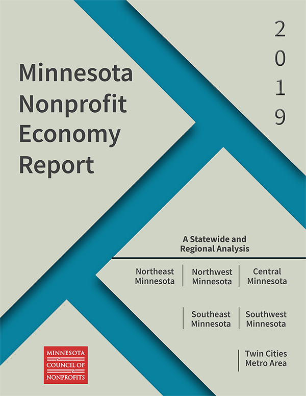 2019 Nonprofit Economy Report cover
