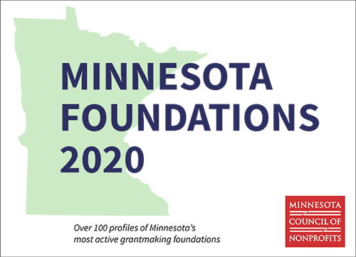 2020 Grants Directory cover