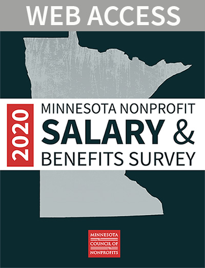 2020 Salary Survey web access cover