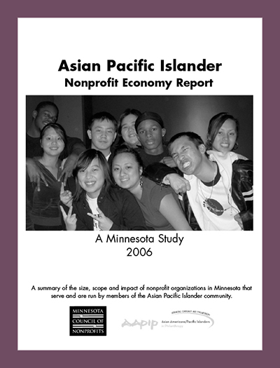 Asian Pacific Islander Nonprofit Economy Report-1