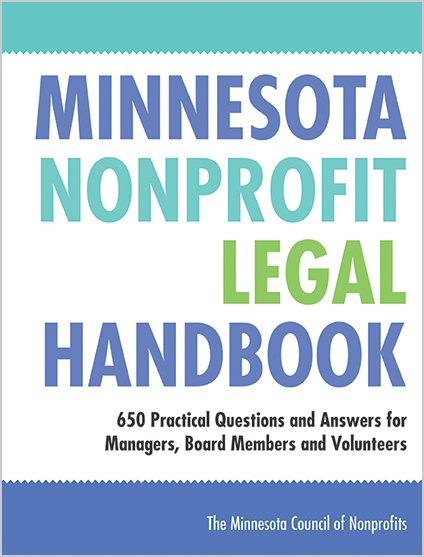 Minnesota Nonprofit Legal Handbook
