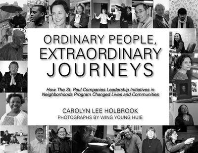 Ordinary People, Extraordinary Journeys cover