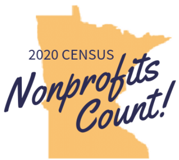 Nonprofits Count 2020 logo